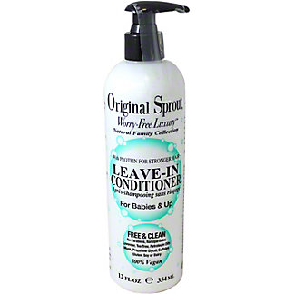 ORIGINAL SPROUT Leave In Conditioner, EACH