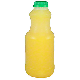 Central Market Orange Pineapple Cold Pressed Juice 32 Oz, ea