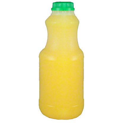 Central Market Orange Pineapple Cold Pressed Juice 32 Oz, ea