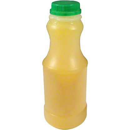 Central Market Cold Pressed Orange Pineapple Juice, 16 Oz