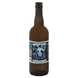 Jolly Pumpkin Artisan Ales Bam Noire Dark Farmhouse Bottle, 25.4 oz