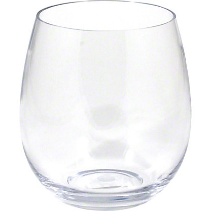 Oenophilia Poly Stemless Wine Glass, ea