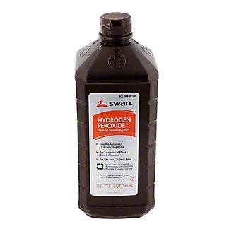 Swan 3% Hydrogen Peroxide, 32 oz