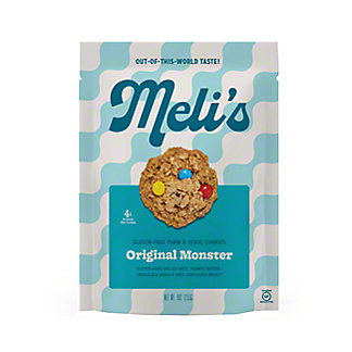 Meli's Monster Cookies Original Gluten Free Cookies, 12 oz