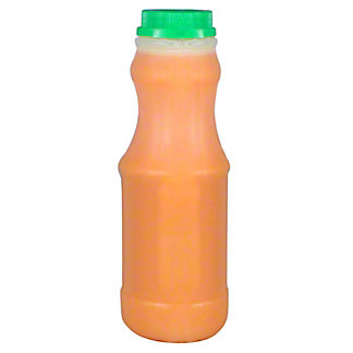Central Market Orange Carrot Ginger Cold Press Juice, 16 Oz