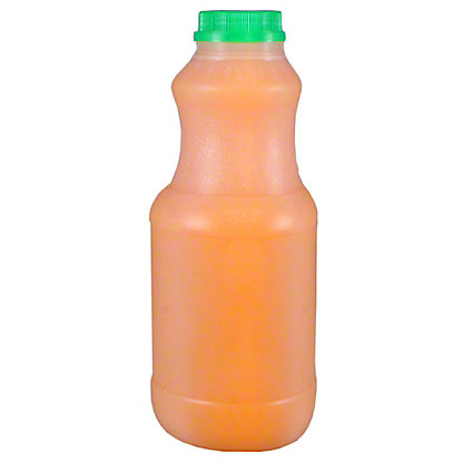 Central Market Orange Carrot Ginger Juice, 32 oz