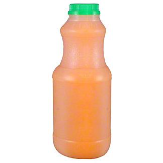Central Market Orange Carrot Ginger Juice, 32 oz