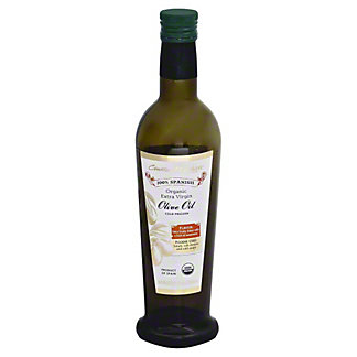 Central Market Organic Cold Pressed Extra Virgin Olive Oil, 16.9 oz