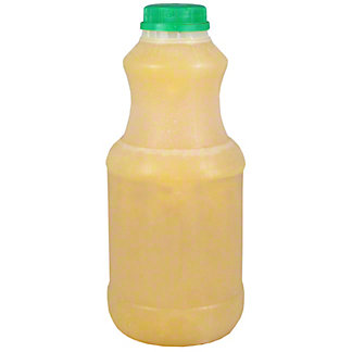 Fresh Cold Pressed Apple Orange Grape Juice, ea