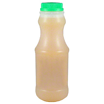 Central Market Apple Lemon Ginger Juice, 16 oz