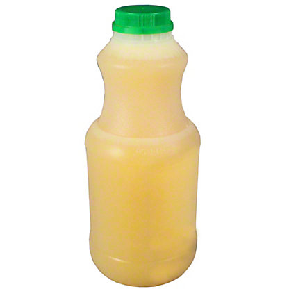Fresh Apple Lemon Ginger Cold Press Juice 32 Oz, 32 oz