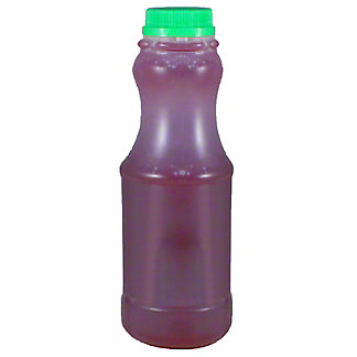 Central Market Apple Beet Lemon Juice, 16 oz