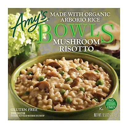 Amy's Bowls Mushroom Risotto,9.50 oz