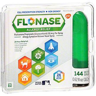 Flonase Allergy Relief Nasal Spray 50MCG,120  Sprays