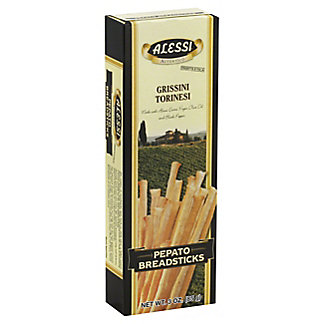 Alessi Pepato Breadsticks,3OZ