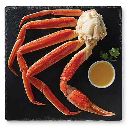 Fish Market Jumbo Snow Crab Clusters 12-14 Oz., sold by the,pound