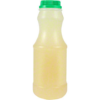 Central Market Cold Pressed Ginger Lemonade, 16 Oz