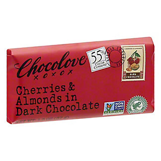 Chocolove Mini Bar Cherry and Almond,1.3 OZ