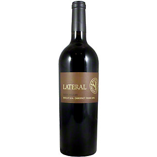 Lateral Red Bordeaux Blend, 750 mL