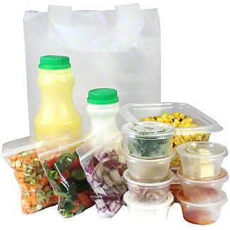 Central Market Poblano Corn Chowder Kit, ea