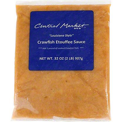 """Central Market """"Louisiana Style"""" Crawfish Etouffee Sauce,32 OZ"""