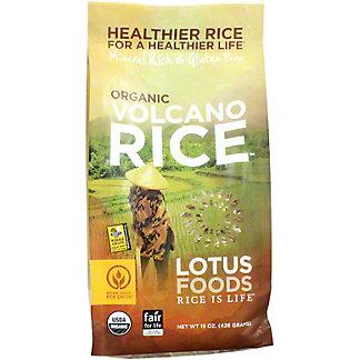 Lotus Foods Organic Volcano Rice, 15 oz