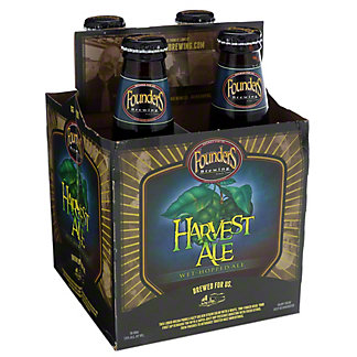 Founders Harvest Ale, 4/12oz