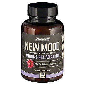 ONNIT New Mood With 5HTP,30 CNT