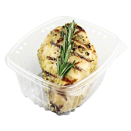 Central Market Lemon Rosemary Chicken Breast,LB