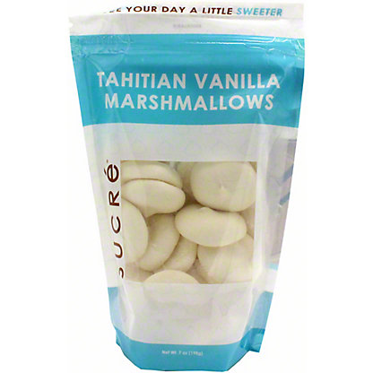 Sucre Vanilla Marshmallows,8 OZ