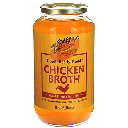 Zoup! Chicken Broth,15 oz
