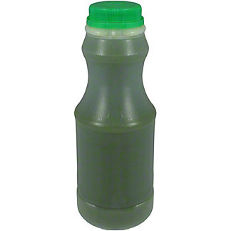 Central Market Apple Green Cold Press Juice, 16 Oz