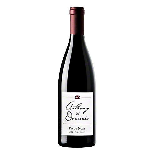 Anthony & Dominic Pinot Noir, 750 ML