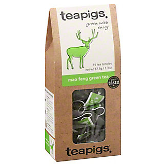 Teapigs Mao Feng Green Tea, 15 CT