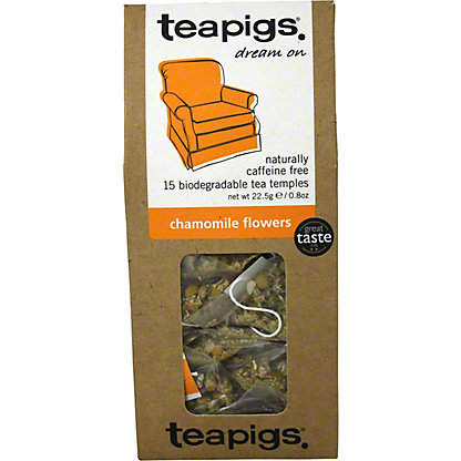Teapigs Chamomile Flowers,15.00 ea