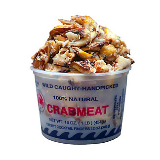 Central Market Fresh Crab Claw Meat,16 Oz