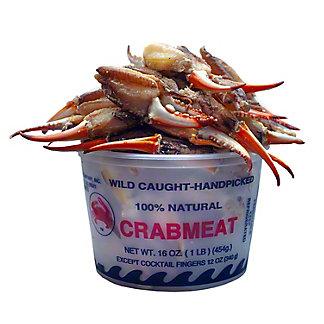 Central Market Fresh Crab Fingers, 16 Oz