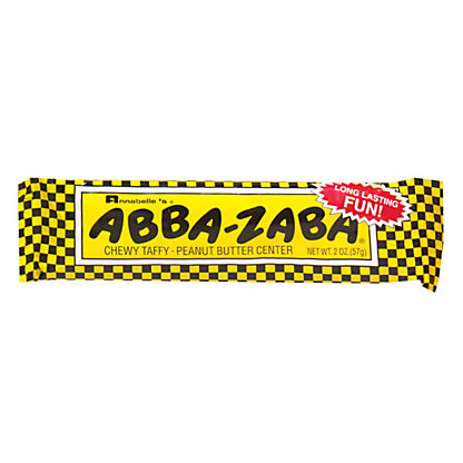 Beautiful Abba Zaba Candy Bars Chewy Candy