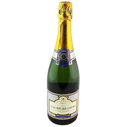 Jean Richecourt Cuvee Speciale Champagne Brut, 750 ML