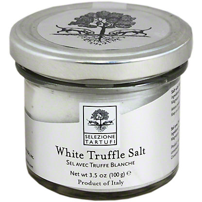 Selezione Tartufi White Truffle Salt, 3.5OZ