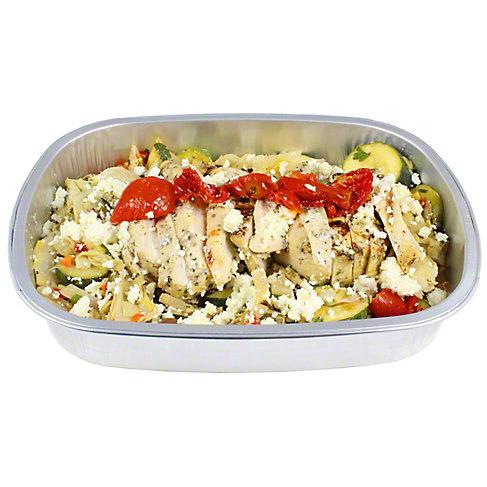 Central Market Mediterranean Chicken Dinner