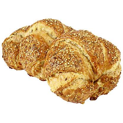 Central Market Whole Grain Croissant 3 Count,10.5OZ