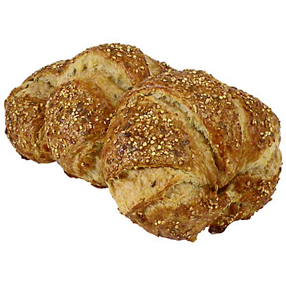 Central Market Whole Grain Croissant 3 Count,10.5OZ