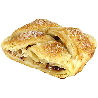 Central Market Apple Strudel with Walnuts Slice, 3.5 oz
