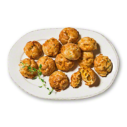 Cheddar & Chives Cheese Puffs, 12 ct