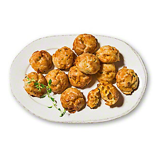 Asiago & Rosemary Cheese Puffs, 12 ct