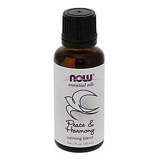 NOW Essential Oils Peace & Harmony Calming Oil Blend,1 OZ