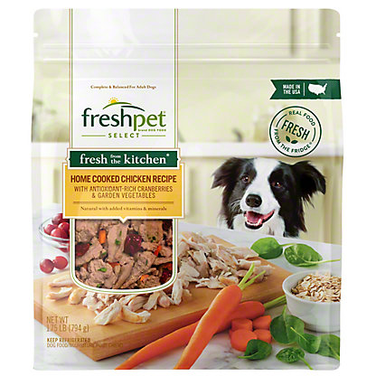 Freshpet Select Fresh from the Kitchen Shredded Dog Food,1.75 LB