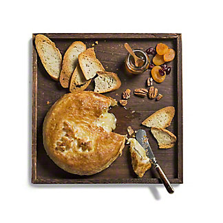 Honey Walnut Brie en Croute, Serves 6