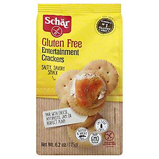 Schar Gluten Free Entertainment Crackers, 6.2 oz